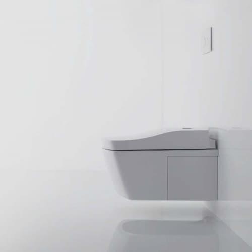 NEOREST EW Унитаз подвесной, размер 42.3х66.6х41Н, цвет белый