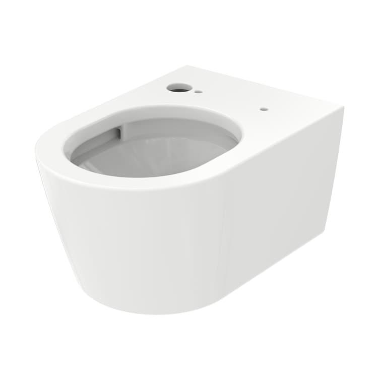 RX Унитаз подвесной выпуск в стену, для WASHLET RX/RW цвет белый