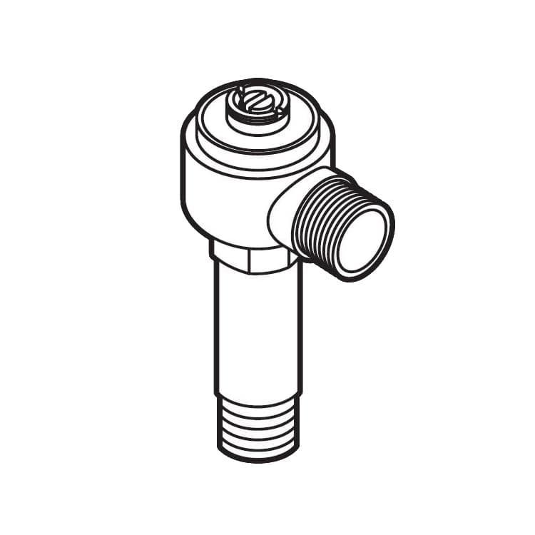 NEOREST NX Запорный клапан