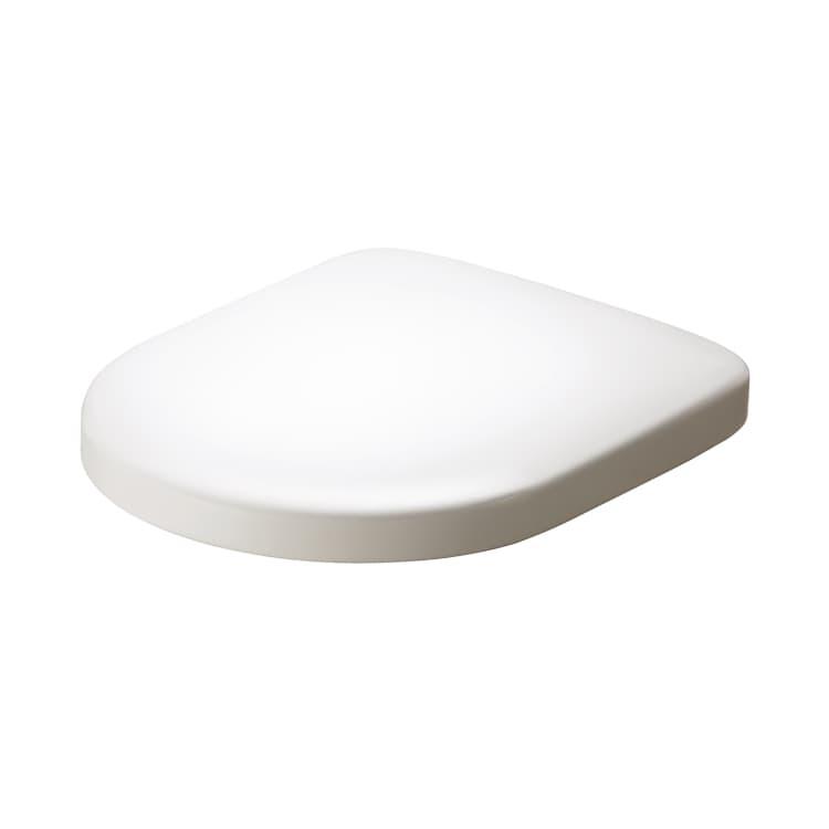 TOTO NC Сиденье для унитаза, 387x471x60мм,  для унитазов CW761Y, CW762Y, CW763Y, цвет: белый